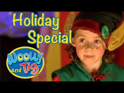 Woolly & Tig  - Christmas Special! | 40+ minutes | Christmas with Tig