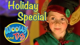 Woolly \u0026 Tig  - Christmas Special! | 40+ minutes | Christmas with Tig