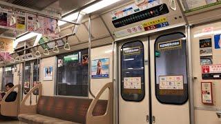 【日立IGBT】札幌市営5000形第01,14,15編成走行音 / SapporoSubway-5000 sound