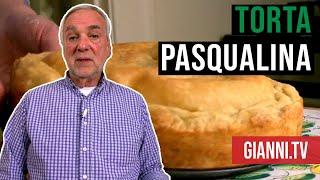 Savory Easter Cake: Torta Pasqualina, Italian Recipe - Gianni's North Beach