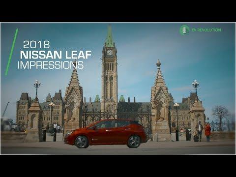 2018 Nissan Leaf impressions