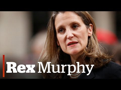 Rex Murphy | Canada's new foreign policy