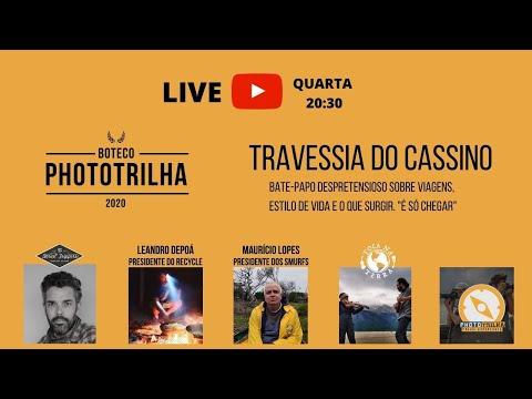 LIVE - Travessia Do Cassino