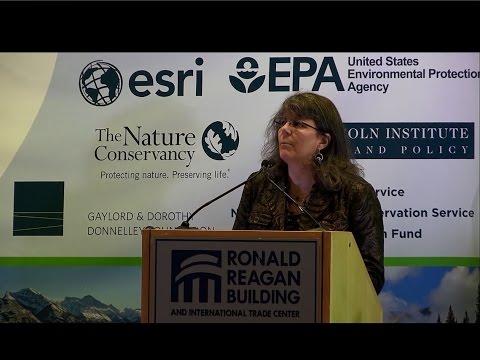 NWLLC 2014: Large Landscape Conservation and GIS: Jim Geringer, Cynthia Dohner, intro by Elsa Habold