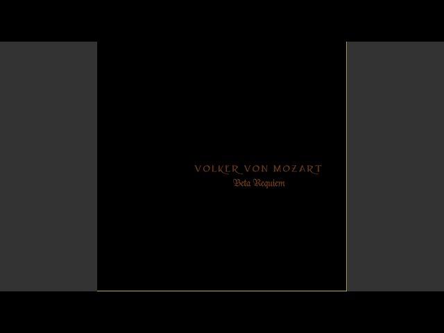 Requiem in d-Moll (KV 626) ; Sequenz: Rex tremendae