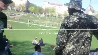 420 Weed Day Görlitzer Park Berlin 2018