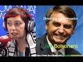 Bolsonaro cresce 100% e surpreende jornalista esquerdista