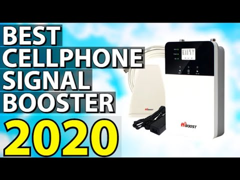 ✅ TOP 5: Best Cell Phone Signal Booster 2020