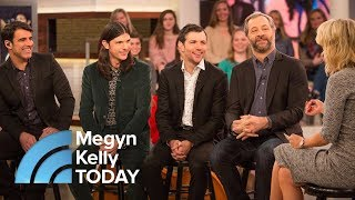 Judd Apatow And Avett Brothers Talk About New Doentary 'May It Last' | Megyn Kelly TODAY