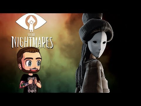 Little Nightmares: The Residence DLC - Mean Lil Babies (FULL PLAYTHROUGH)