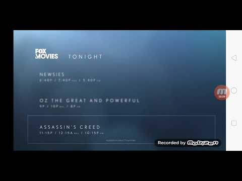 Iklan FOX Movies Asia - Tonight (15)