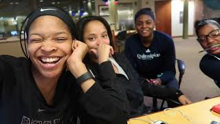 Day In My Life College Vlog| Photo Shoot, Breaking Into TD, Library Chronicals prt 2