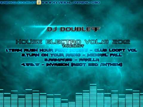 dj double f - house electro vol.19 2012