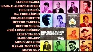 Recordando GRANDES VOCES DE VENEZUELA – Año 1.977