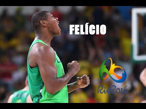 Cristiano Felício - Rio2016