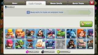 Clash of Clans 5 Second Troop Glitch [NO HACK]