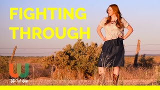 Fighting Through - Original Country Song by The W Duo