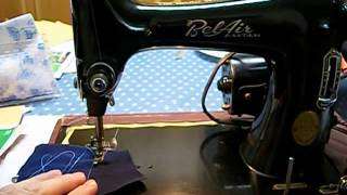 Bel Air Bantam Model 33 Sewing Machine
