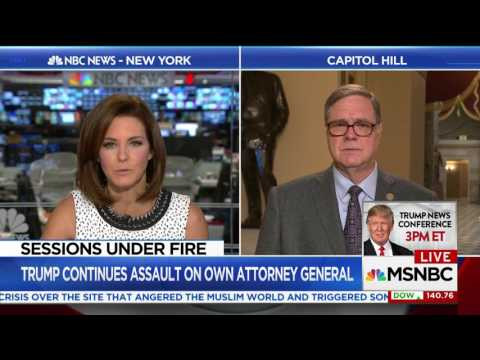 Rep. Heck discusses news surrounding Russia investigation with MSNBC's Stephanie Ruhle