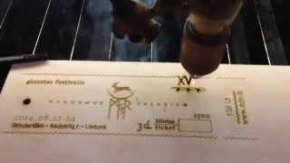 kantrus MJR bilieto atsiradimas