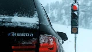 BMW xDrive Mountain Challange 2012: Martin Kaymer vs. Bruno Spengler
