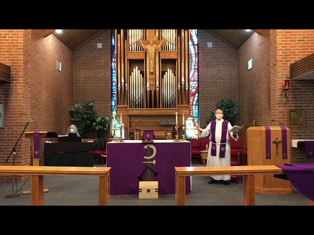 2 Lent - Holy Eucharist - 2/28/21