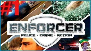 Enforcer: Police Crime Action - Simulador de Policia - Gameplay Español HD - Parte 1