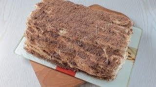 Торт «Монастырская изба» с черносливом(Обычно