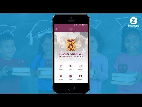 Seven Arrows Elementary School App