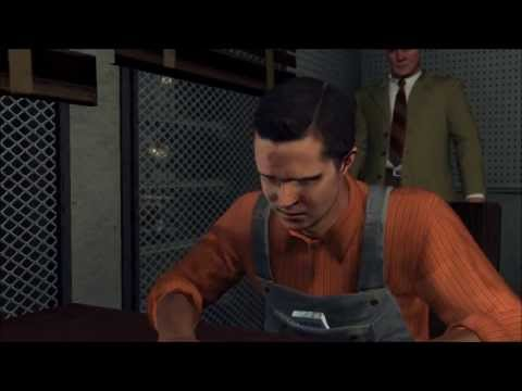 L.A. Noire - Homicide Desk - The Studio Secretary Murder
