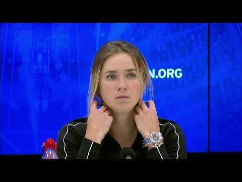 Elina Svitolina: