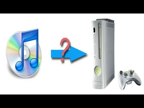 How to play movies and music from your ipod on your xbox 360 [HD]