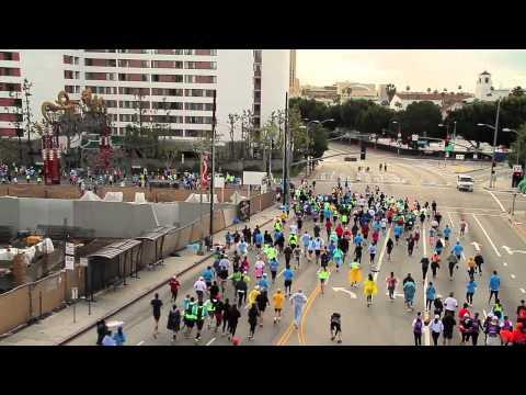 LA MARATHON: From the Runners