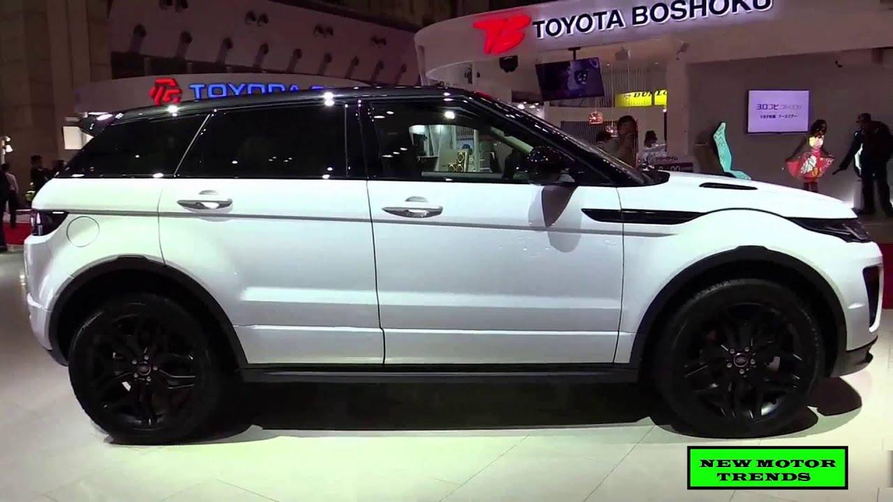 Land Rover Evoque Si4 Auto cars