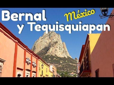 ¿QUÉ HACER EN BERNAL Y TEQUISQUIAPAN?︱México︱De Viaje con Armando
