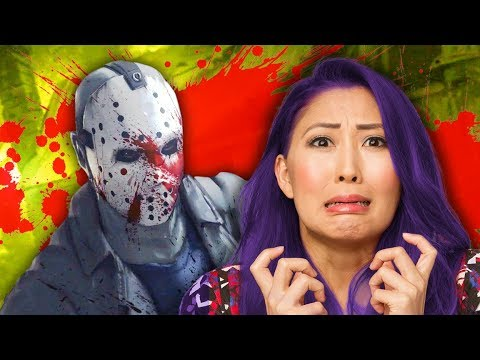 WE (FINALLY) WORK TOGETHER - Friday the 13th Pt. 2