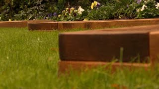 How to Create Wooden Garden Borders | Mitre 10 Easy As