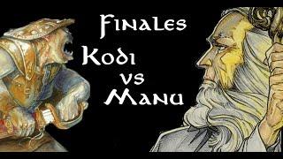 Campeonato España  2020 - Kodi vs Manu