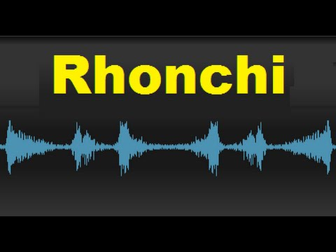 Rhonchi | Breath Sounds