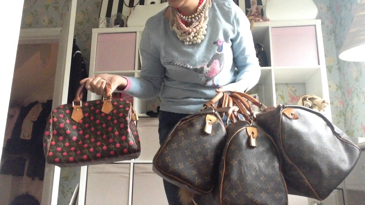 louis vuitton speedy bags sizes