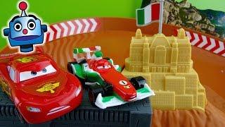 Cars Carrera de Rivales Rivals Race-Off - Juguetes de Cars