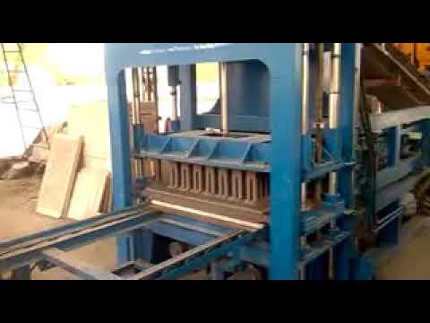 Кирпичный завод QTY QTY4-20A | ООО Тотем