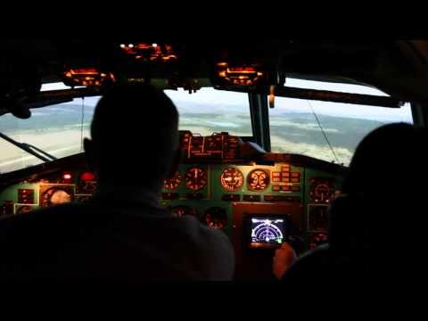 Проект Runway29 - симулятор самолёта Ту-154