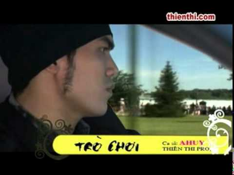 A Huy   Tro Choi