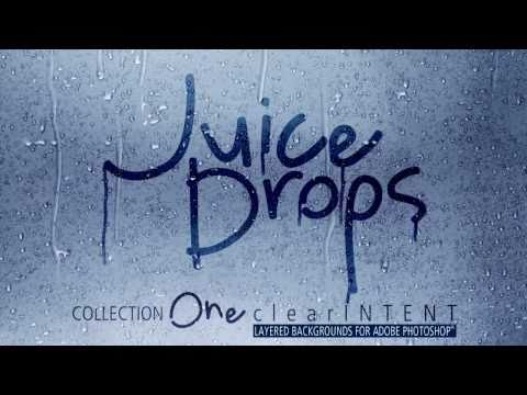 Digital Juice - Juice Drops Collection 1 demo reel