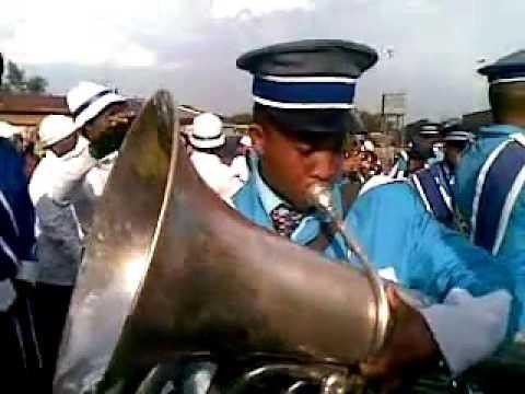 st.johns brass band