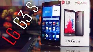 LG G3 S LTE (D722) - Обзор