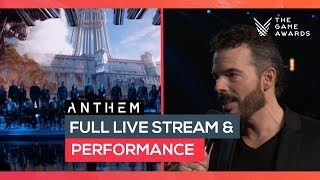 Anthem | Live Stream Game Awards
