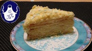 Russische Torte - NAPOLEON