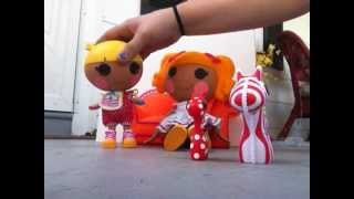 Lalaloopsy Spot and Scribbles Splash Review